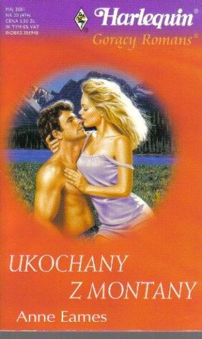 Okładka książki Ukochany z Montany