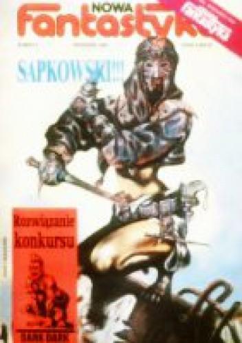 Okładka książki Nowa Fantastyka 96 (9/1990)