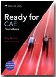 Okładka książki Ready for CAE coursebook