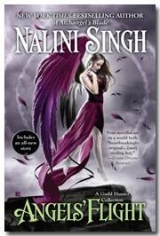Okładka książki Angels' Flight