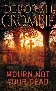 Okładka książki Mourn not your dead
