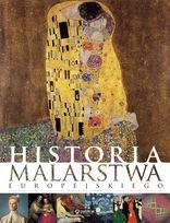 Okładka książki Historia malarstwa europejskiego
