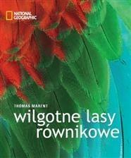 Okładka książki Wilgotne lasy równikowe