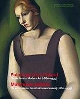 Okładka książki Paintings from Poland : Symbolism to Modern Art (1880-1939) = Malarstwo polskie : od symbolizmu do sztuki nowoczesnej (1880-1939)