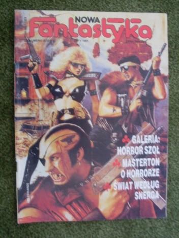 Okładka książki Nowa Fantastyka 101 (2/1991)