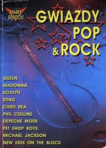 Okładka książki Gwiazdy Pop & Rock