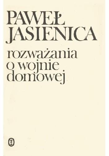Okładka książki Rozważania o wojnie domowej
