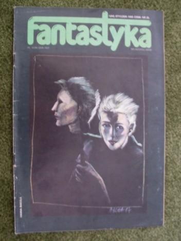 Okładka książki Miesięcznik Fantastyka 64 (1/1988)