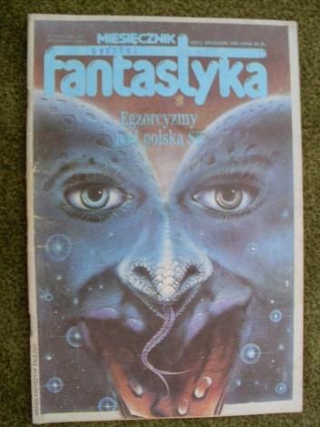 Okładka książki Miesięcznik Fantastyka 51 (12/1986)