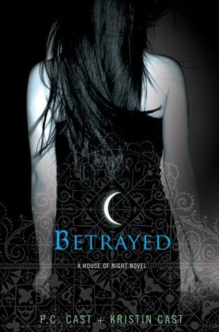 Okładka książki Betrayed