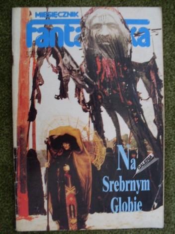 Okładka książki Miesięcznik Fantastyka 77 (2/1989)
