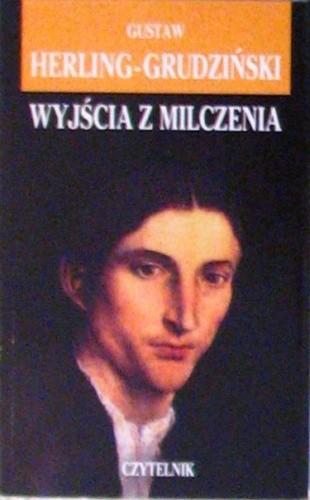 Okładka książki Wyjścia z milczenia. Szkice