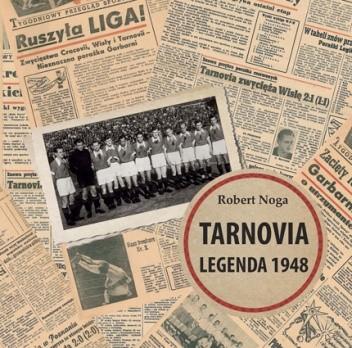 Okładka książki Tarnovia. Legenda 1948