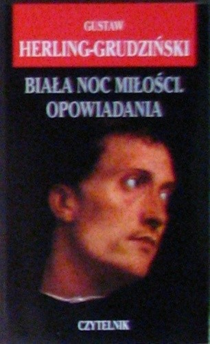 Okładka książki Biała noc miłości. Opowiadania