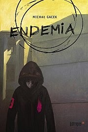Okładka książki Endemia