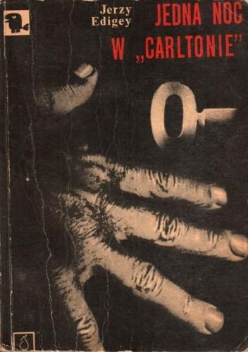 Okładka książki Jedna noc w