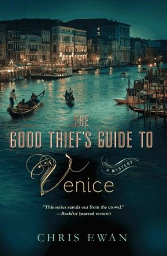Okładka książki The good thief's guide to Venice