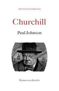 Okładka książki Churchill