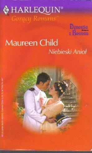 Okładka książki Niebieski Anioł