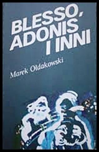 Okładka książki Blesso, Adonis i inni