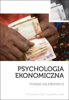 Okładka książki Psychologia ekonomiczna