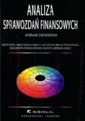 Okładka książki Analiza sprawozdań finansowych. Wybrane zagadnienia