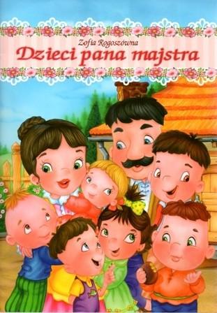 Okładka książki Dzieci pana Majstra