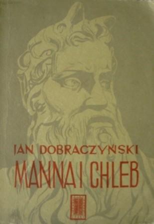 Okładka książki Manna i chleb