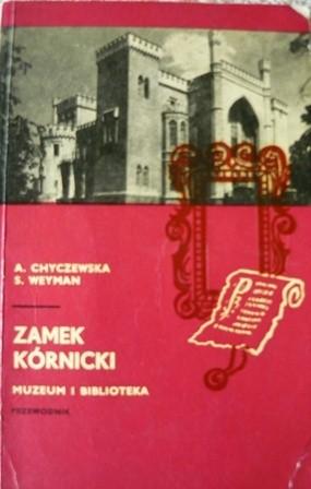 Okładka książki Zamek kórnicki