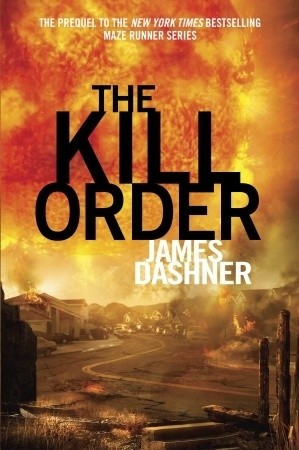 Okładka książki The Kill Order
