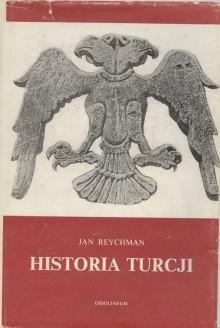 Okładka książki Historia Turcji