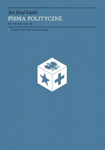 Okładka książki Pisma polityczne