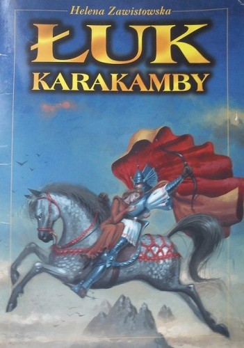 Okładka książki Łuk Karakamby