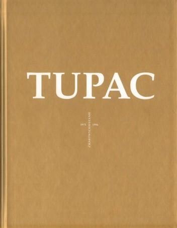 Okładka książki Tupac Zmartwychwstanie 1971-1996