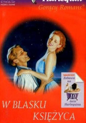 Okładka książki W blasku księżyca
