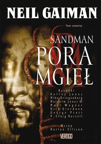 Okładka książki Sandman: Pora mgieł
