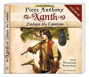 Okładka książki Zaklęcie dla Cameleon - Audiobook