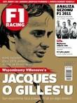 Okładka książki F1 racing nr 90