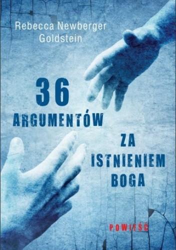 Okładka książki 36 argumentów za istnieniem  Boga