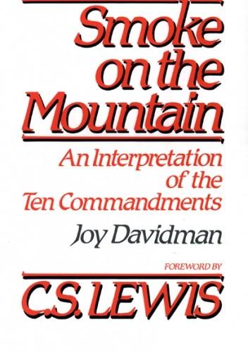 Okładka książki Smoke on the mountain. An interpretation of the Ten Commandments