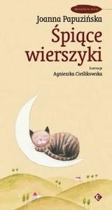 Okładka książki Śpiące wierszyki