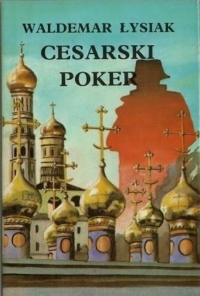 Okładka książki Cesarski poker