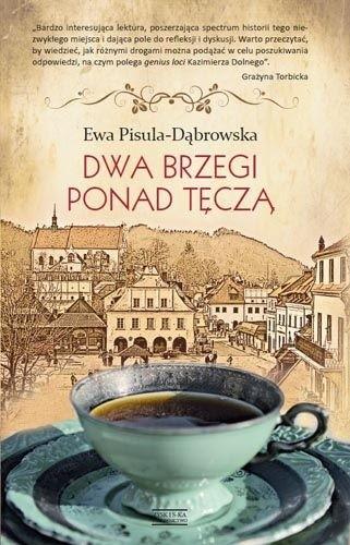 Okładka książki Dwa brzegi ponad tęczą
