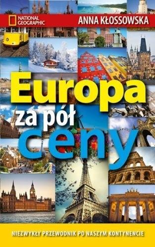 Okładka książki Europa za pół ceny