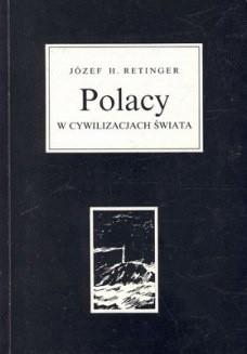 Okładka książki POLACY W CYWILIZACJACH ŚWIATA