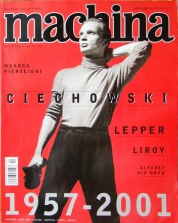 Okładka książki Machina 2(71)2002