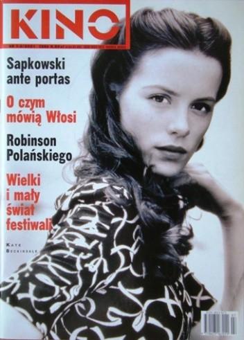 Okładka książki Kino, nr 7-8 / lipiec-sierpień 2001