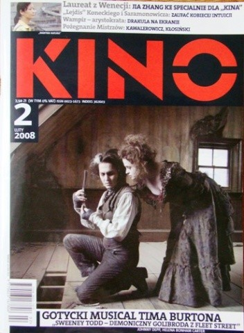 Okładka książki Kino, nr 2 / luty 2008