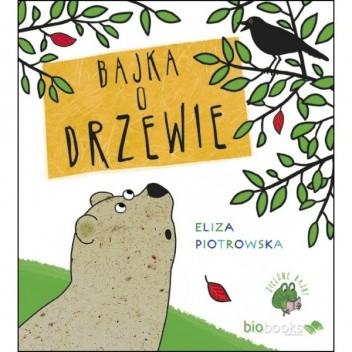 Okładka książki Bajka o drzewie