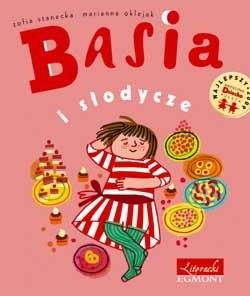 Okładka książki Basia i słodycze